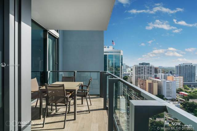 88 SW 7th St #1408, Miami, FL 33130 (MLS #A10987892) :: KBiscayne Realty