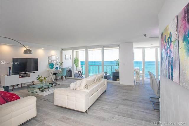 881 Ocean Dr 22B, Key Biscayne, FL 33149 (MLS #A10987895) :: Green Realty Properties