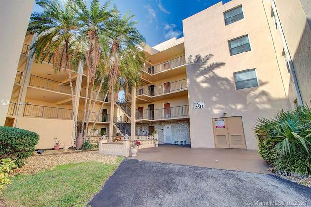 2811 Somerset Dr #301, Lauderdale Lakes, FL 33311 (MLS #A10987958) :: The Teri Arbogast Team at Keller Williams Partners SW