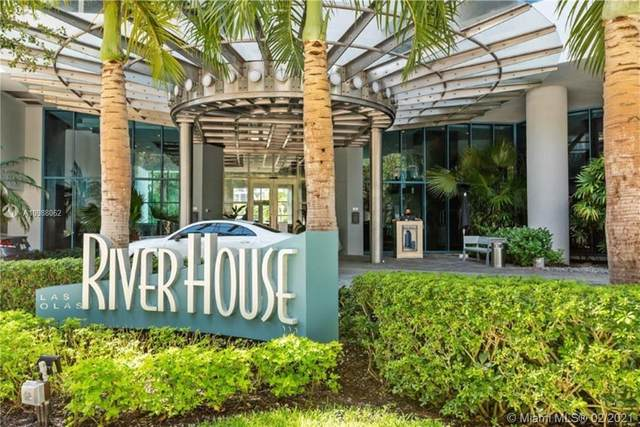 333 Las Olas Way #310, Fort Lauderdale, FL 33301 (MLS #A10988062) :: The Teri Arbogast Team at Keller Williams Partners SW