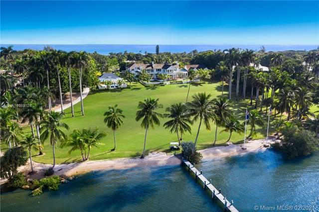 382 S Beach Rd, Hobe Sound, FL 33455 (MLS #A10988126) :: The Rose Harris Group