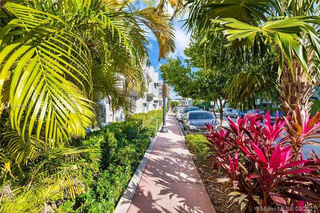 739 11th St #11, Miami Beach, FL 33139 (MLS #A10988142) :: The Riley Smith Group
