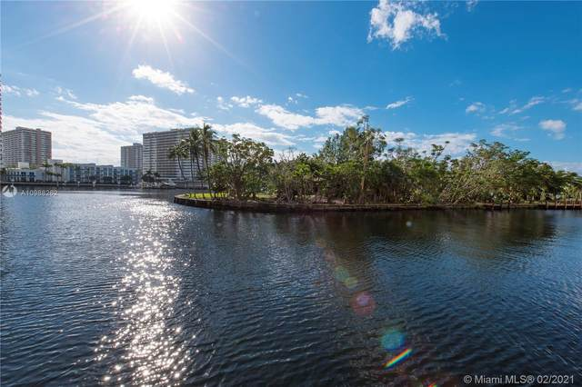 137 Golden Isles Dr #801, Hallandale Beach, FL 33009 (MLS #A10988262) :: The Riley Smith Group