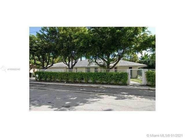 9625 Broadview Ter, Bay Harbor Islands, FL 33154 (MLS #A10988343) :: Green Realty Properties