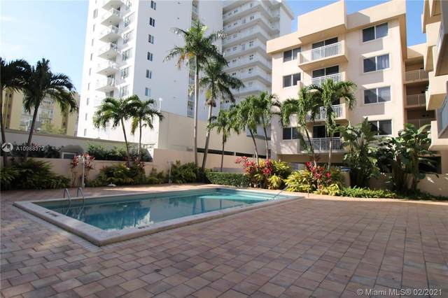 1665 Bay Rd #516, Miami Beach, FL 33139 (MLS #A10988372) :: Jo-Ann Forster Team