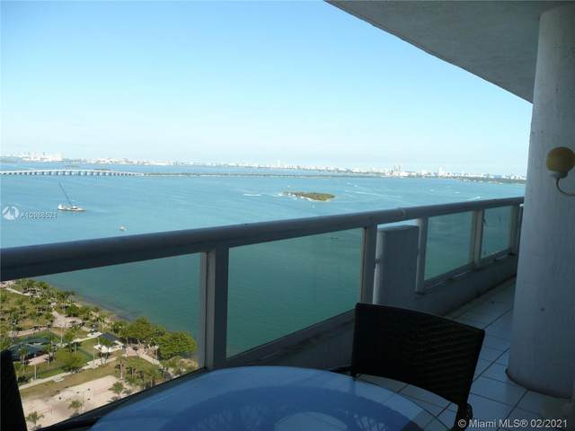 1717 N Bayshore Dr A3248, Miami, FL 33132 (MLS #A10988521) :: Podium Realty Group Inc