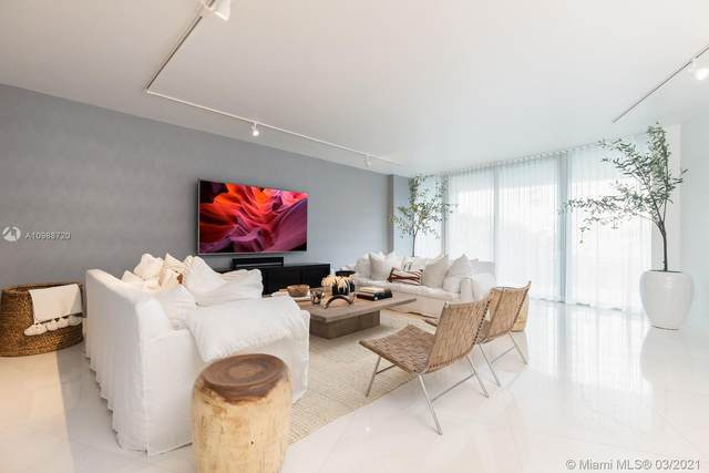 1 Collins Ave #203, Miami Beach, FL 33139 (MLS #A10988720) :: The Teri Arbogast Team at Keller Williams Partners SW
