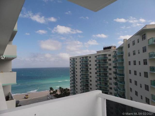 3725 S Ocean Dr #1422, Hollywood, FL 33019 (MLS #A10988782) :: Castelli Real Estate Services
