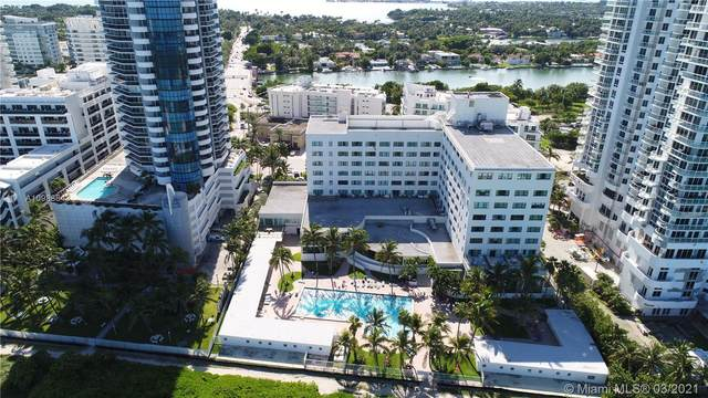 6345 Collins Ave #514, Miami Beach, FL 33141 (MLS #A10988843) :: The Teri Arbogast Team at Keller Williams Partners SW