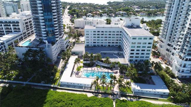 6345 Collins Ave #427, Miami Beach, FL 33141 (MLS #A10988943) :: The Howland Group