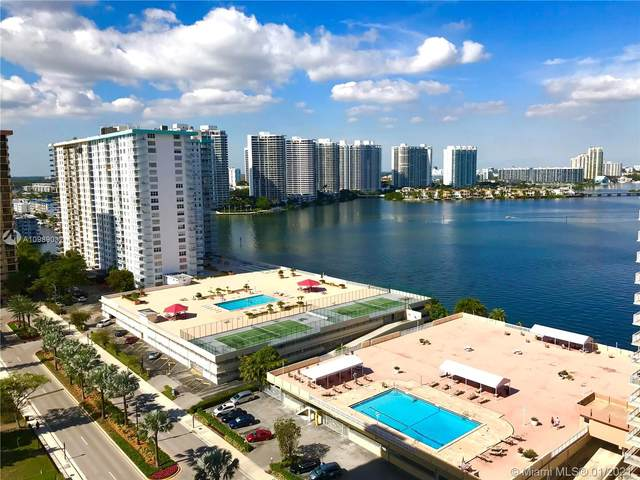 250 174th St #1810, Sunny Isles Beach, FL 33160 (MLS #A10989032) :: The Riley Smith Group