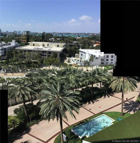 10275 Collins Ave #724, Bal Harbour, FL 33154 (MLS #A10989302) :: Search Broward Real Estate Team
