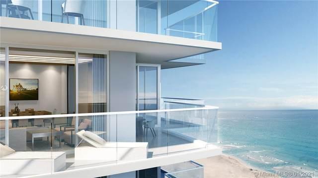 3100 E Ocean Drive #1205, Singer Island, FL 33404 (MLS #A10989305) :: Podium Realty Group Inc