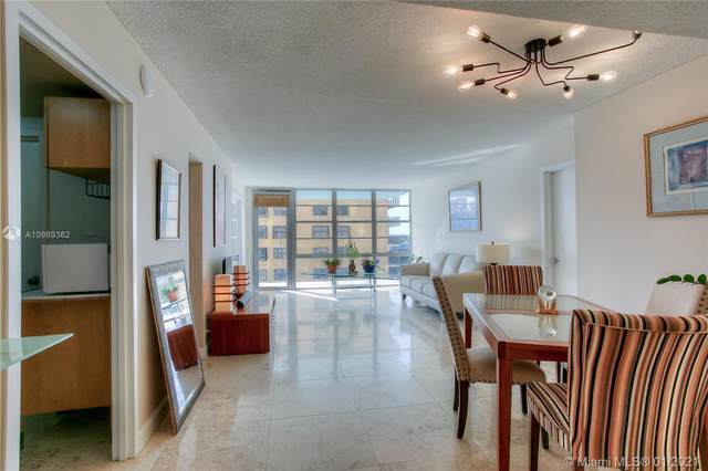 301 174th St #809, Sunny Isles Beach, FL 33160 (MLS #A10989362) :: Podium Realty Group Inc