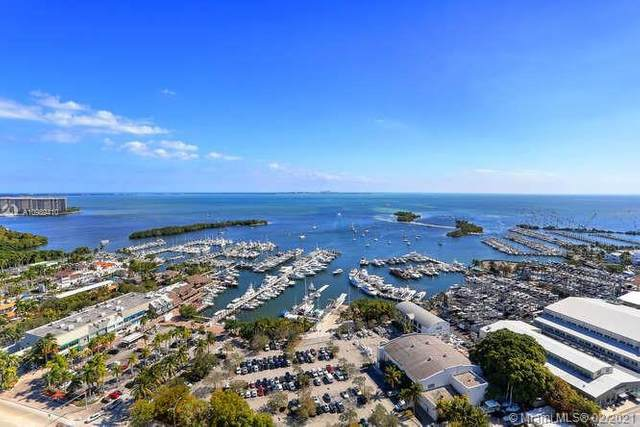 2627 S Bayshore Dr #2901, Miami, FL 33133 (MLS #A10989410) :: Podium Realty Group Inc