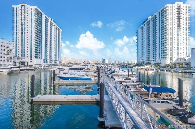 17111 Biscayne Blvd #2306, North Miami Beach, FL 33160 (MLS #A10989523) :: Green Realty Properties