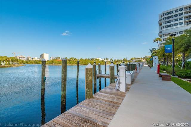 1180 N Federal Hwy #809, Fort Lauderdale, FL 33304 (MLS #A10989560) :: Jo-Ann Forster Team