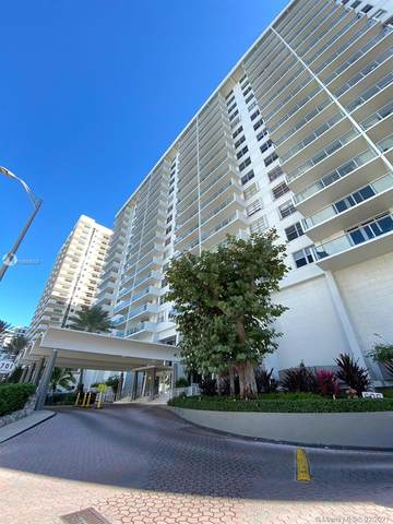 5701 Collins Ave #1607, Miami Beach, FL 33140 (MLS #A10989658) :: KBiscayne Realty