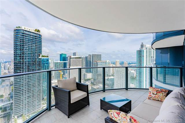 1000 Brickell Plaza #4512, Miami, FL 33131 (MLS #A10989695) :: The Riley Smith Group
