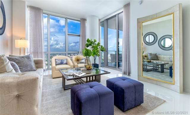 851 NE 1st Ave #3901, Miami, FL 33132 (MLS #A10989696) :: Castelli Real Estate Services