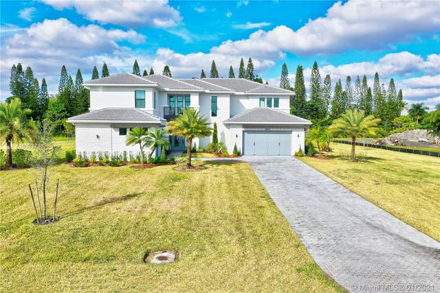 17805 Rolling Oaks Estates Dr, Southwest Ranches, FL 33331 (MLS #A10989788) :: Carole Smith Real Estate Team