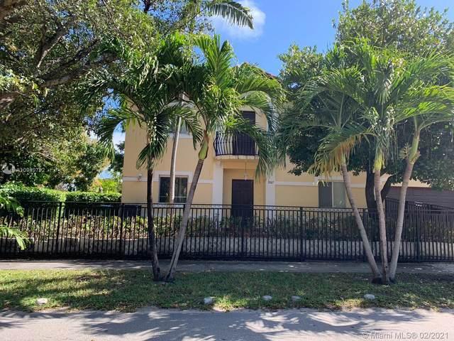 3587 SW 23rd St #3587, Miami, FL 33145 (MLS #A10989792) :: Search Broward Real Estate Team