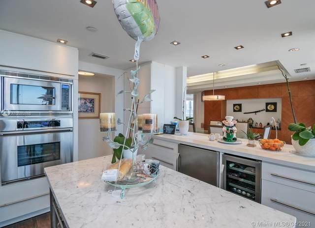 2800 Island Blvd #2101, Aventura, FL 33160 (MLS #A10989860) :: Castelli Real Estate Services