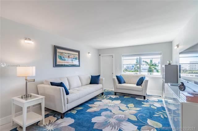 730 Pennsylvania Ave #611, Miami Beach, FL 33139 (MLS #A10989873) :: Prestige Realty Group