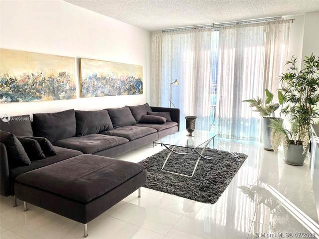 19370 Collins Ave #604, Sunny Isles Beach, FL 33160 (MLS #A10989921) :: The Howland Group