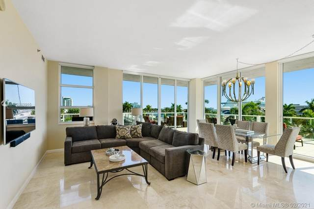 1819 SE 17th St #509, Fort Lauderdale, FL 33316 (MLS #A10989985) :: Green Realty Properties