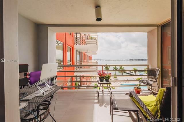 1541 Brickell Ave #804, Miami, FL 33129 (MLS #A10990176) :: The Paiz Group