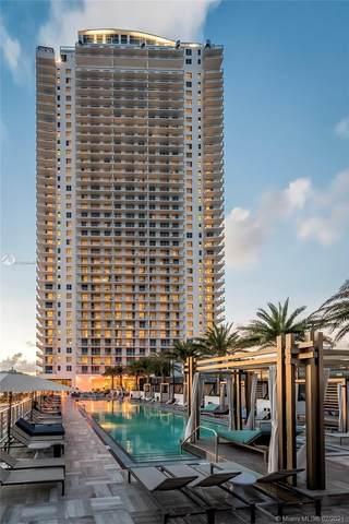 4010 S Ocean Dr #3404, Hollywood, FL 33019 (MLS #A10990401) :: The Riley Smith Group