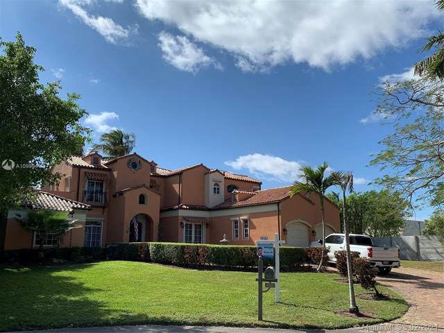 10478 NW 131st St, Hialeah Gardens, FL 33018 (MLS #A10990417) :: The Riley Smith Group