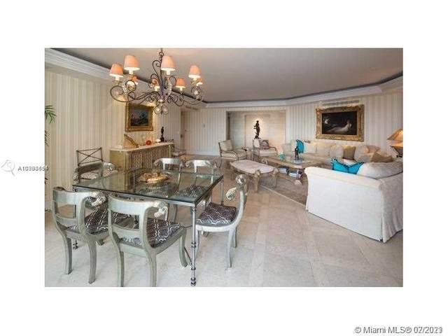 2600 Island Blvd #2905, Aventura, FL 33160 (MLS #A10990554) :: Green Realty Properties