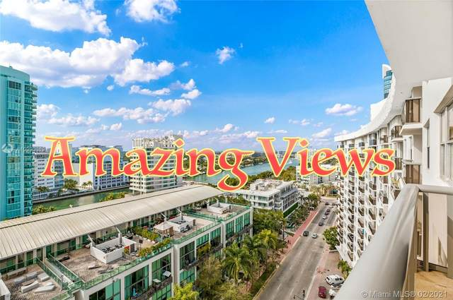 6039 Collins Ave #1630, Miami Beach, FL 33140 (MLS #A10990619) :: Re/Max PowerPro Realty