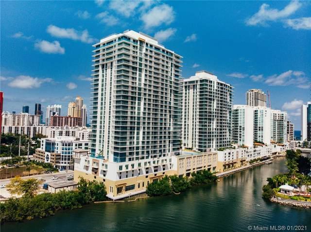 330 Sunny Isles Blvd 5-703, Sunny Isles Beach, FL 33160 (MLS #A10990748) :: Jo-Ann Forster Team