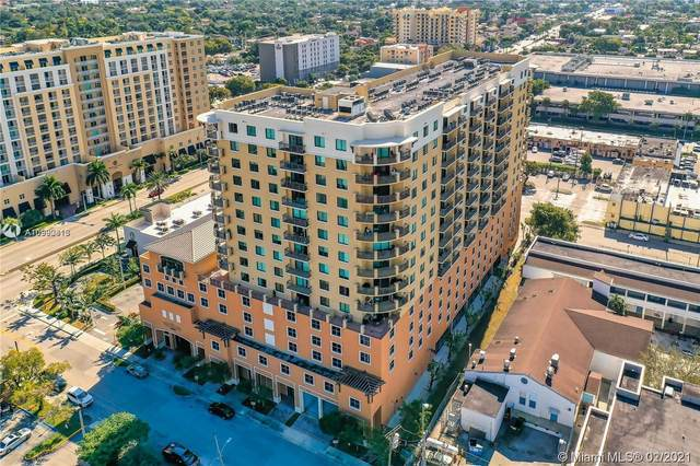 4242 NW 2nd St #602, Miami, FL 33126 (MLS #A10990813) :: The Riley Smith Group
