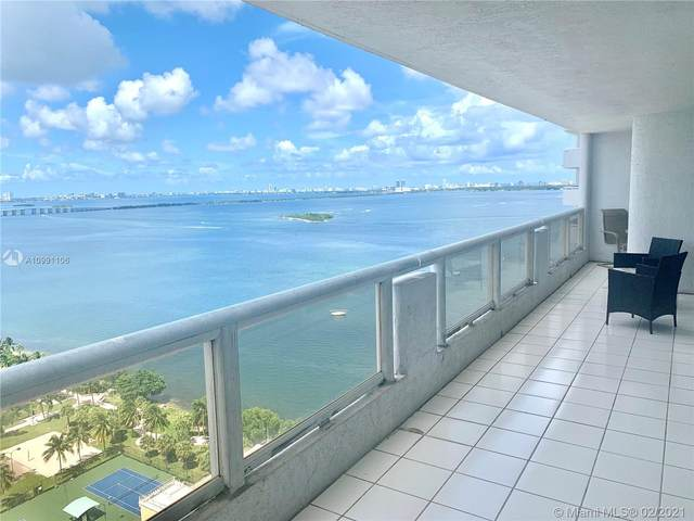 1717 N Bayshore Dr A2847, Miami, FL 33132 (MLS #A10991106) :: The Teri Arbogast Team at Keller Williams Partners SW