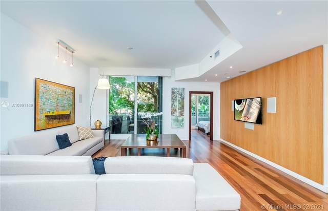 791 Crandon Blvd #101, Key Biscayne, FL 33149 (MLS #A10991169) :: Green Realty Properties