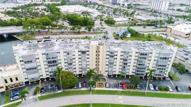 200 Diplomat Pkwy #433, Hallandale Beach, FL 33009 (MLS #A10991261) :: ONE | Sotheby's International Realty