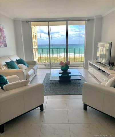 1900 S Ocean Blvd 5T, Lauderdale By The Sea, FL 33062 (MLS #A10991392) :: The Teri Arbogast Team at Keller Williams Partners SW