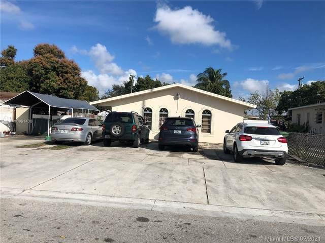 313 E 12th St, Hialeah, FL 33010 (#A10991408) :: Posh Properties