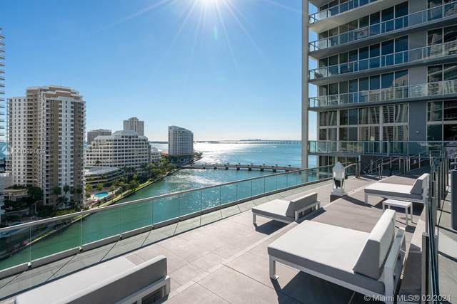 485 Brickell Ave #3811, Miami, FL 33131 (MLS #A10991479) :: KBiscayne Realty