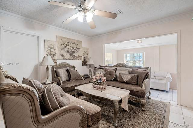 1301 NW 99th St, Miami, FL 33147 (#A10991559) :: Posh Properties