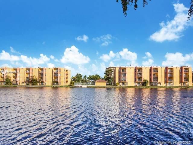 4709 NW 7th St 406-9, Miami, FL 33126 (#A10991574) :: Posh Properties
