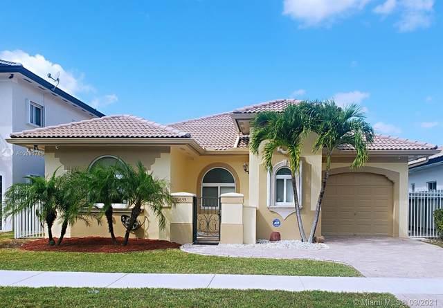 15635 SW 14th St, Miami, FL 33194 (MLS #A10991769) :: Team Citron
