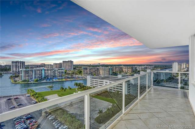3725 S Ocean Dr Ph-27, Hollywood, FL 33019 (MLS #A10991836) :: KBiscayne Realty