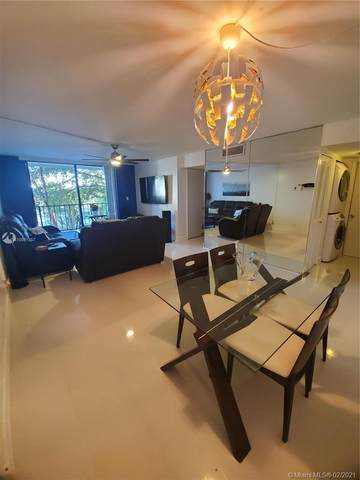 6190 Woodlands Blvd #315, Tamarac, FL 33319 (MLS #A10991857) :: Green Realty Properties