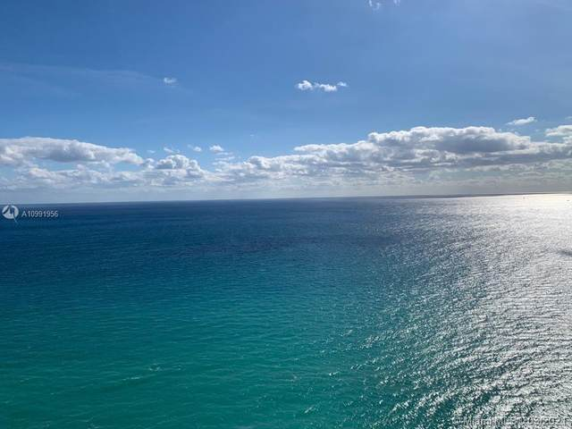 17555 Collins Ave #3801, Sunny Isles Beach, FL 33160 (MLS #A10991956) :: The Riley Smith Group