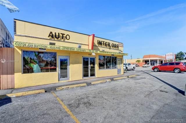 1116 N State Road 7, Hollywood, FL 33021 (MLS #A10992118) :: Green Realty Properties